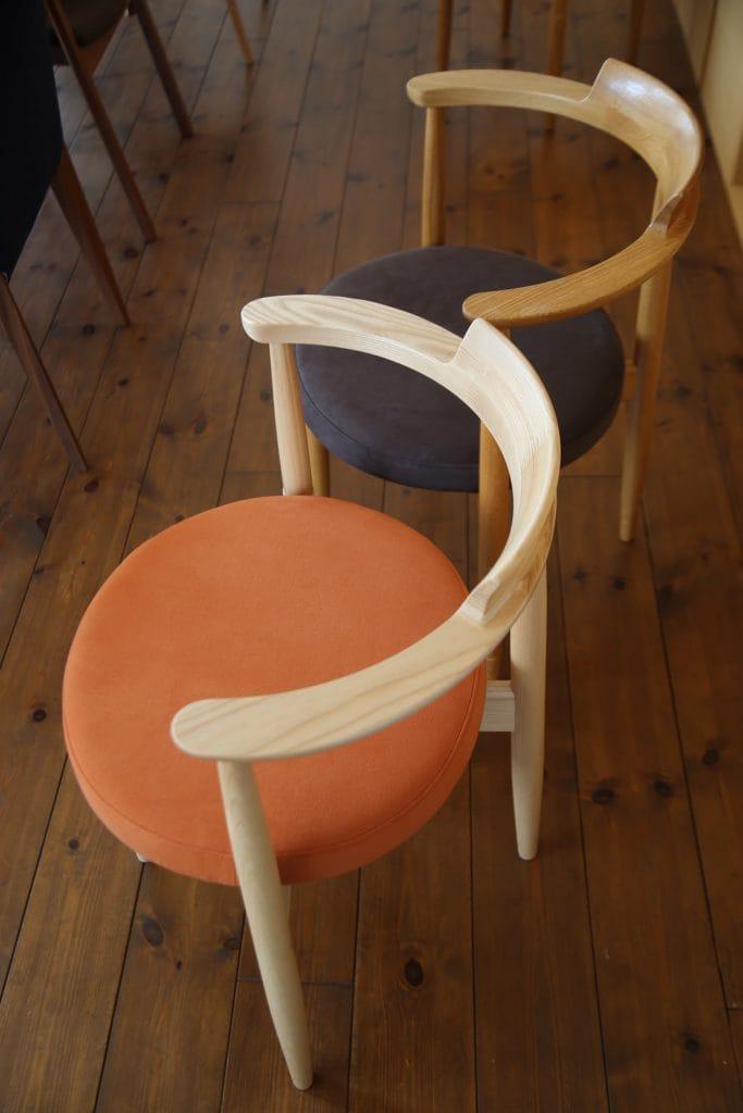 長く使う椅子